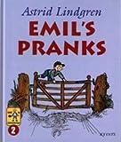 Emil's Pranks (Emil in Lonneberga, #2)