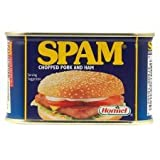 Spam Chopped Pork And Ham 200G