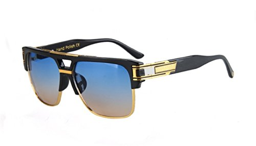 Star Style Sunglasses Retro Polarized Rectangular Sunglasses (Songs From The Loc compare prices)