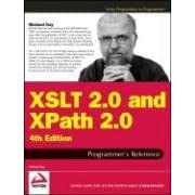 ['XSLT 2.0 and XPath 2.0' cover]