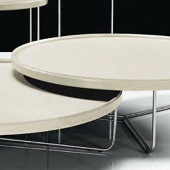 Luxo by Modloft Adelphi 12 inch Coffee Table