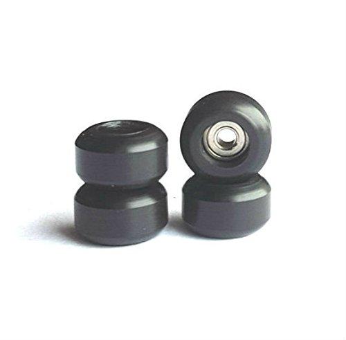 Exodus SS Fingerboard Bearing Wheels - Black (Fingerboard Wheels compare prices)