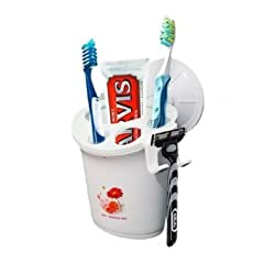 Swarish Fancy Toothpaste Toothbrush Holder