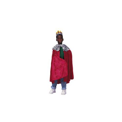 Pretend King Child Dress-Up Costume Set