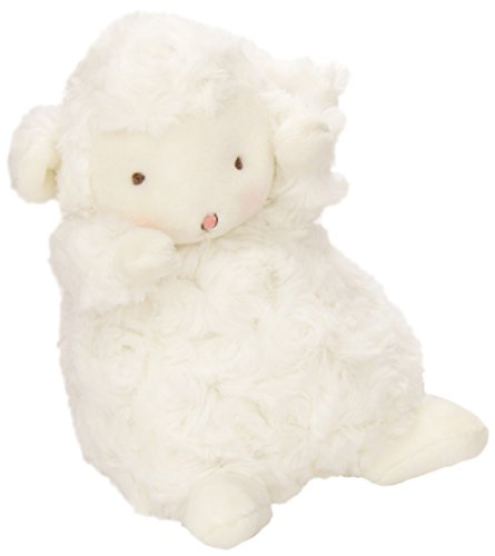 Bunnies By The Bay Plush Lamb Toy, Wee Kiddo - 1