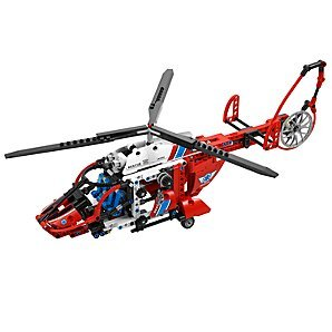 Lego Technic Rescue Helicopter Kit