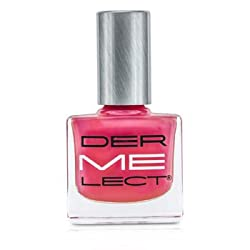 Dermelect ME Nail Lacquers - Lust Struck (Creamy Coral Pink) 11ml/0.4oz