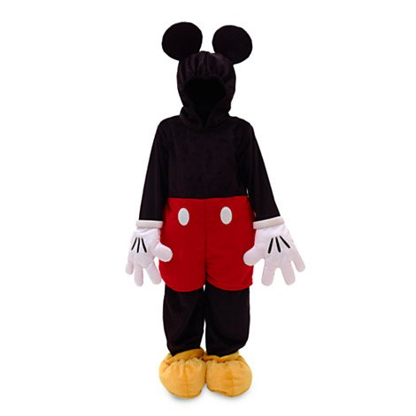 disfraz mickey en la gu a de compras para la familia. Black Bedroom Furniture Sets. Home Design Ideas