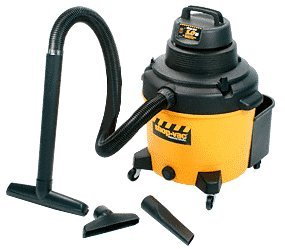 16 Gallon Wet Dry Vac front-12604