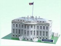 Cheap CALEBOU 3D 3D White House In Washington Dc Government Building Puzzle Model (B002Q2G766)