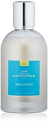 Comptoir Sud Pacifique Vanille Coco Eau de Toilette Spray, 3.3 fl. oz.
