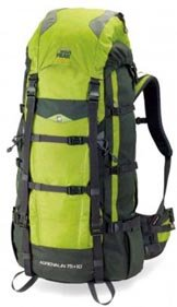 Backpack front loader