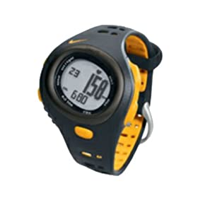 Nike Triax C6 Heart Rate Monitor - Black/Varsity Maize - SM0014-079
