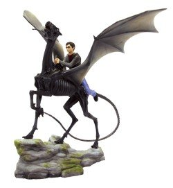 Picture of Gentle Giant Harry Potter and the Order of the Phoenix Thestral Statue Figure (B000UOITDQ) (Harry Potter Action Figures)
