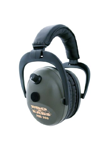 Pro Ears 300 Electronic Hearing Protection and
