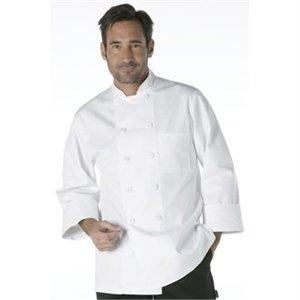 Kochjacke in weiß mit langem Arm vom Hersteller Chef Works