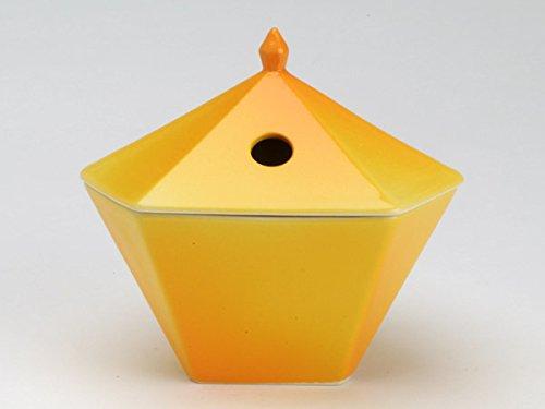 Zen piedra/yukari INC75028 grabadora de amarillo 14 x 12 x 13 cm