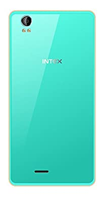 Intex Aqua Speed HD (Sea Blue, 8GB)