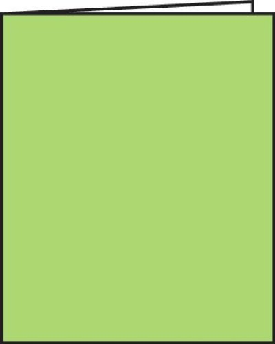 School Specialty 090353 Journaling Books, Blank, 32 Pages, Green Cover (Pack Of 6)