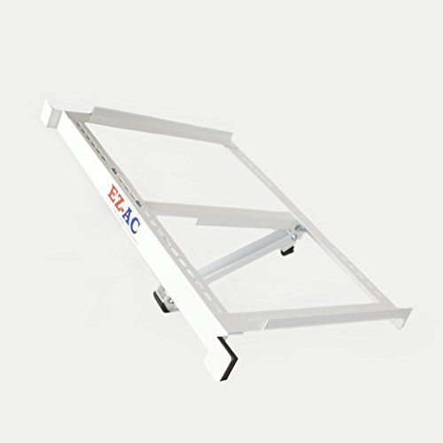 EZ-AC Air-Conditioner Support Bracket (No Drilling Required, Made In U.S.A) (Ac Support Bracket compare prices)