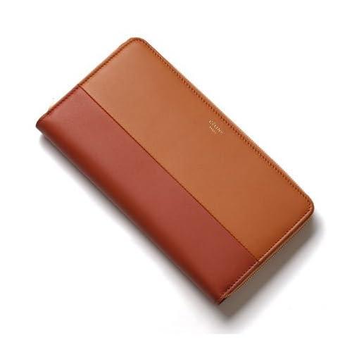 (セリーヌ) CELINE ラウンドファスナー 長財布[小銭入れ付き] Large Zipped Multifunction Copper [並行輸入品]