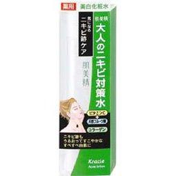 肌美精クリアホワイトローションアクネケア200ml
