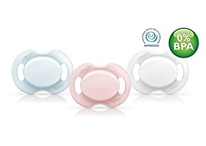Philips AVENT Orthodontic Soother (0-6 Months)