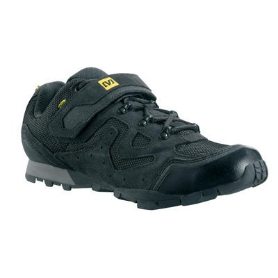 Mavic 2010 Alpine Men's Mountain Bike Shoe - Black - 320432