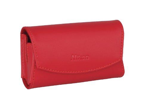 nikon-cs-s16-custodia-rosso-lucido-per-coolpix-s3500-s3300-s2700-s2600