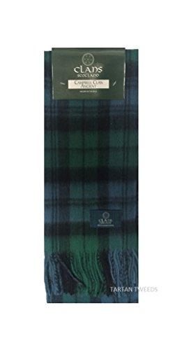 tartan-clan-scarf-100-wool-in-various-colours-campbell-clan