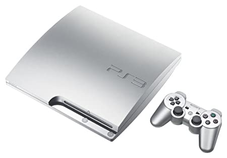 SONY PlayStation 3 HDD 160GB Console - Satin Silver (Japan Model)