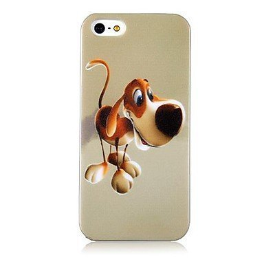 Cartoon Dog Phone Case [Customizable by Buyers] [Create Your Own Phone Case] Slim Fitted Hard Protector Cover for Samsung Galaxy S6