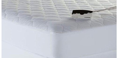 Cannon Heated Quilted Deluxe Mattress Pad - Full /Double Size