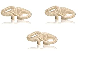 Nylabone Durable Dental Dinosaur Chew Toy 3 Pack (Brontosaurus)