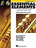Essential Elements 2000 for Trumpet - Book 1 Plus CD