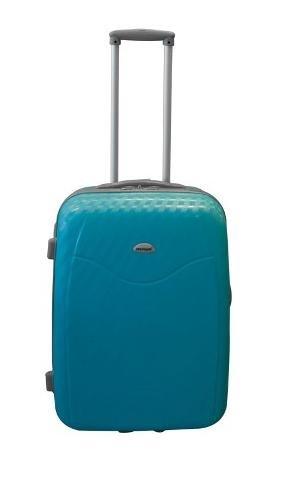 Hartschalen Koffer Blau Mittel