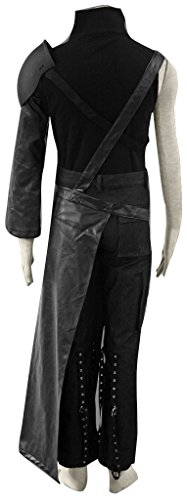 Dazcos Final Fantasy VII Dark Cloud Strife Adult Cosplay Costume