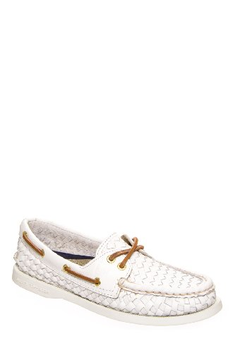 Authentic Original Woven Boat Shoe
