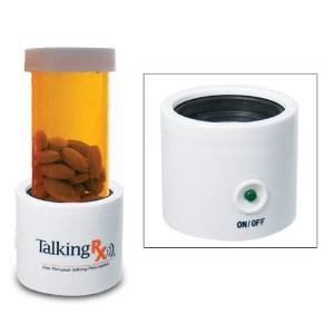 Gift ideas for stroke patientslife after 60 talking rx fits standard 40 and 60 dram bottle negle Image collections