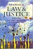 img - for Adventures in Law and Justice book / textbook / text book