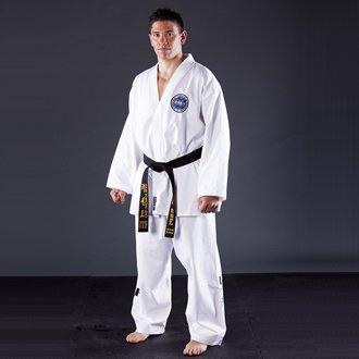 Blitz Sport Adult ITF Taekwondo Suit White 4/170cm