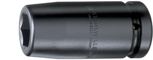 NEW STANLEY   3//4 in Drive   38 mm    Deep Impact socket       6 Point