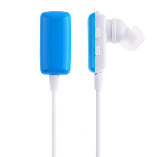 Axiong High Quality And Hot Sale Wireless A2Dp Stereo Bluetooth Headset Earphone Headphone For Cell Phone (Blue)
