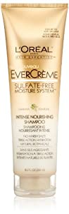 L'Oreal Evercreme Intense Nourishing Shampoo, 8.5 Fluid Ounce