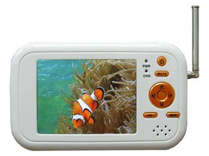 RJ Tech VIEW-352PTV Portable 3.5 Inch Digital LCD TV with Build In ATSC Tuner- White