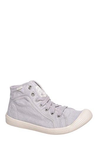 Flex Lace Mid Top Sneaker