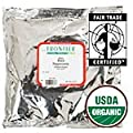 Frontier Bulk Mace Powder ORGANIC, Fair Trade Certified?, 1 lb Bulk Bag (a) by Frontier Herb