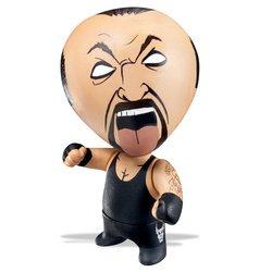 Buy Low Price Jakks Pacific WWE VINYL AGGRESSION 3″ FIGURES #1 – UNDERTAKER (B001HBFVCI)