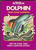 Activision Dolphin for the Atari 2600