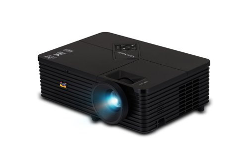 Viewsonic Pjd5234 Xga Dlp Projector, 2800 Ansi Lumens, 3D Blu-Ray W/Hdmi, 120Hz, Black back-898590